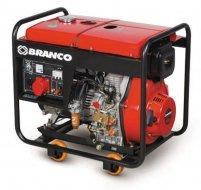 Gerador de Energia a Diesel BD-8000 Trifásico