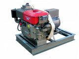 Grupo Gerador De Energia 15Kva - Motor 22CV