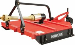 Roçadeira para Trator RDMR 200 2,0mt MEC-RUL